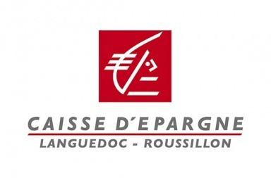 Logo Caisse-Epargne Languedoc Roussillon
