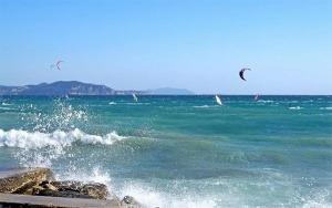 kitesurf en méditerranée et tourisme - Spot de kitesurf a la ciotat
