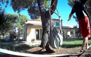 kitesurf en méditerranée et tourisme - lac du salagou