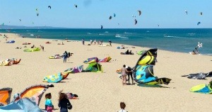 Kitesurf et tourisme en Méditerranée