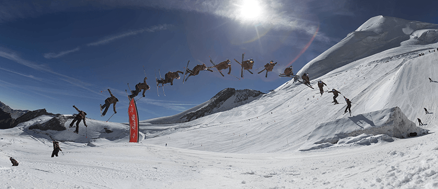 Tess Ledeux - ski slopestyle