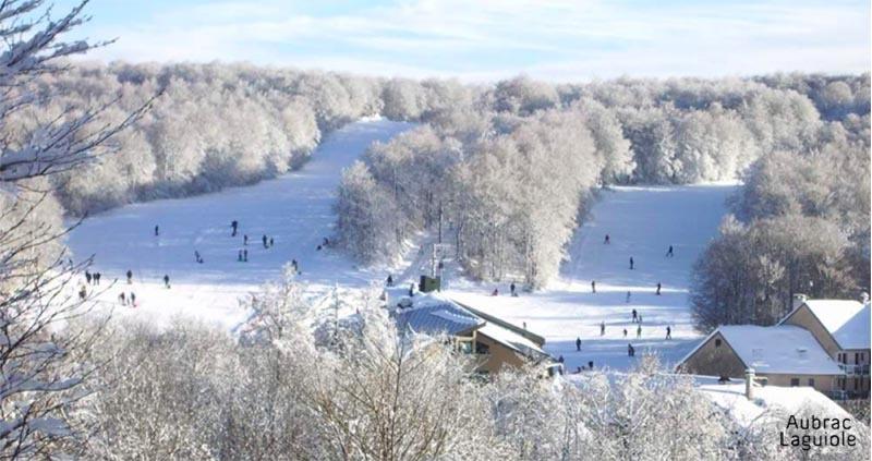 stations de ski familiales - Aubrac Laguiole