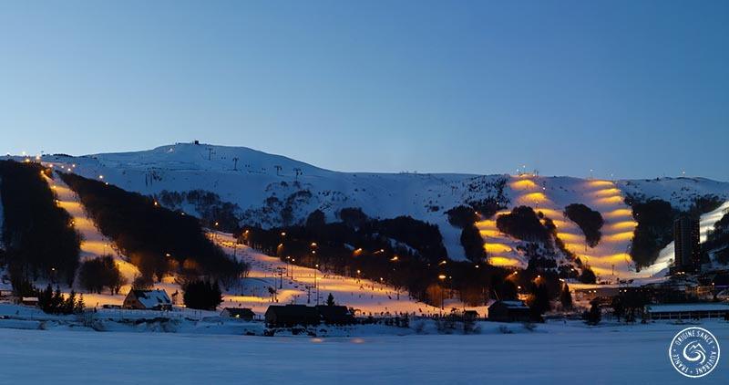 Stations familiales ski - Super Bresse