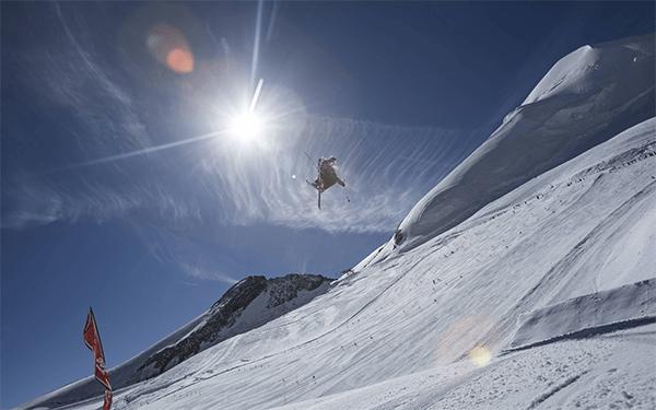 Tess Ledeux - saut -ski slopestyle