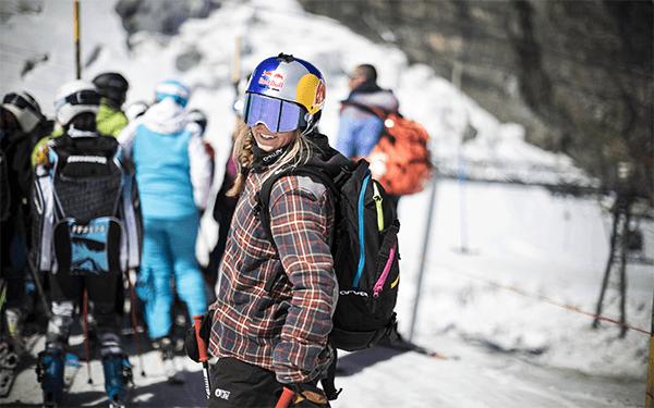 Tess Ledeux- ski slopestyle