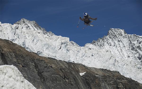 Tess Ledeux -ski slopestyle