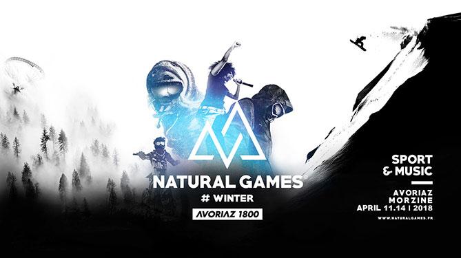 ski natural games winter