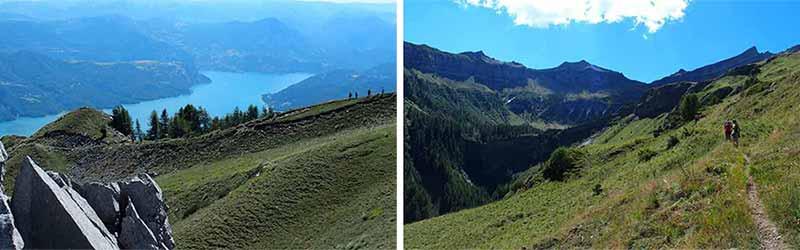 Randonnée Alpes