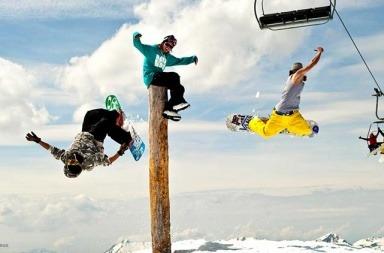 Evénements de ski mois d'avril
