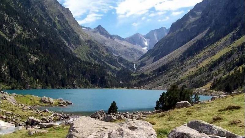 Randonnée lac et montagne, Lac de Gaube