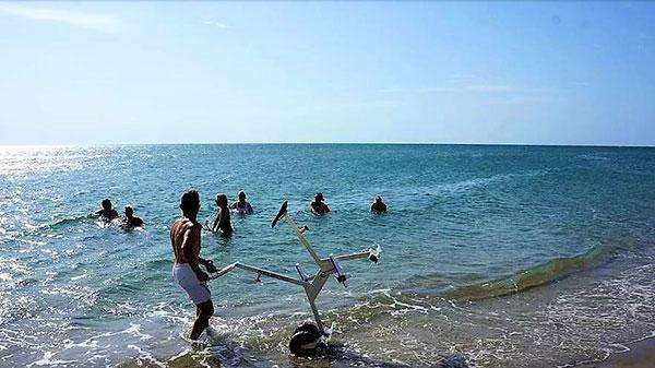 Aquabike - activites sportives originales