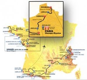 tour de france logements - Nord de France