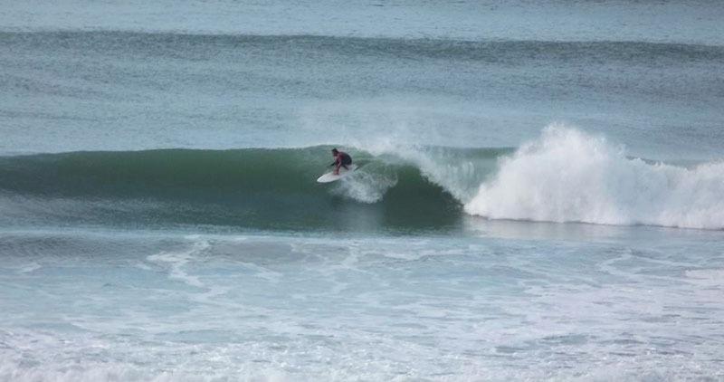 surf kitesurf sur la cote atlantique - messanges