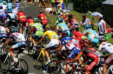 Tour de fRance des logements- Cyclisme