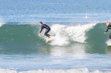 meilleurs spots de surf en Bretagne