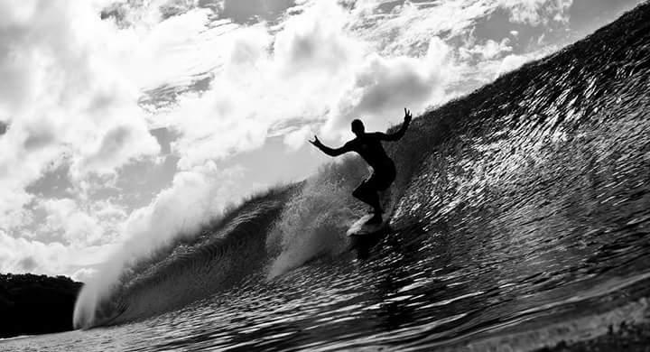 Spot de surf à Seignosse