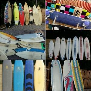 Logement surf à Seignosse
