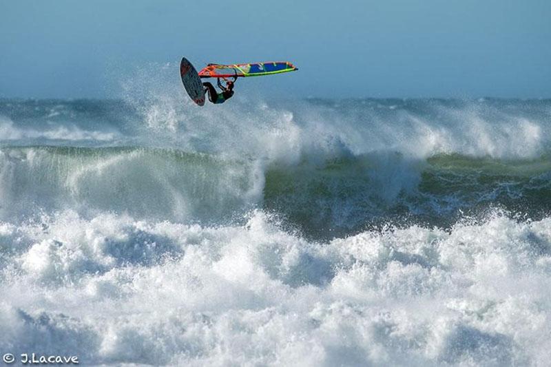spots de windsurf - Carro - Méditerranée