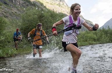 Caroline Chaverot - trail UTMB
