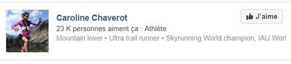 Caroline Chaverot Facebook
