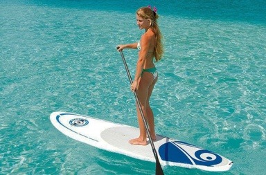 10 raisons de se mettre au stand up paddle