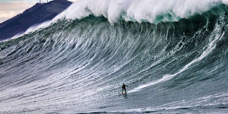 Big wave en surf par GautierGaranx - Belharra