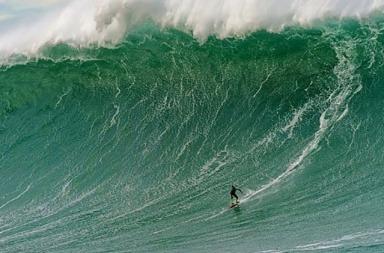 8 conseils pour réussir une session Big Wave
