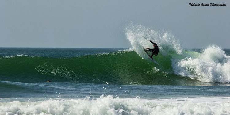Guidel - spots de surf en bretagne