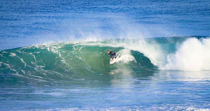 Meilleurs spots de surf des Landes-