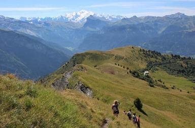 Top 5 des Randos dans les Alpes - vacances randos