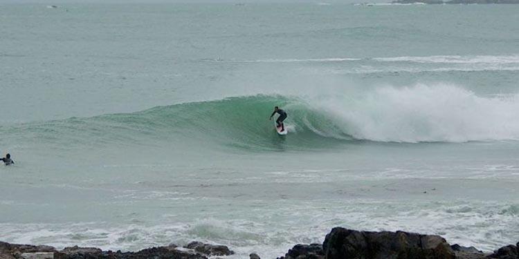 Guirec - meilleurs spots de surf en Bretagne