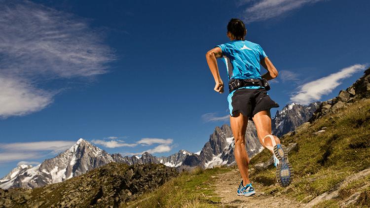 Se mettre au trail - montagne