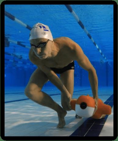 Jeremy Badre sauvetage sportif