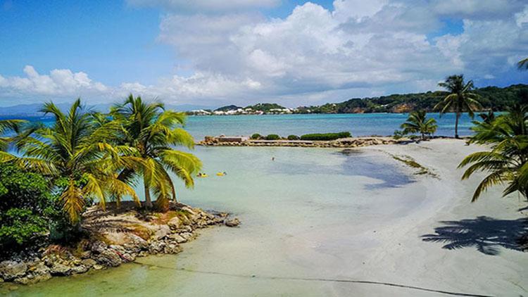 vacances soleil en Guadeloupe