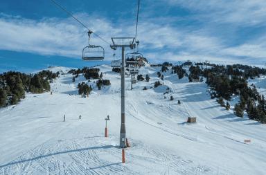 stations les plus enneigées - ski