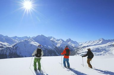 top stations de ski des Alpes