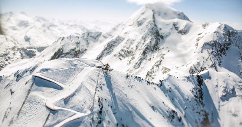 Aiguille rouge - Les Arcs - meilleures pistes de ski