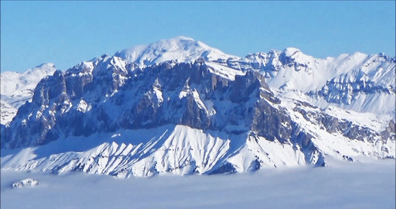 La Clusaz Balme - meilleures pistes de ski