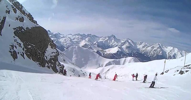 La Sarenne - Alpes d'huez - meilleures pistes de ski de France