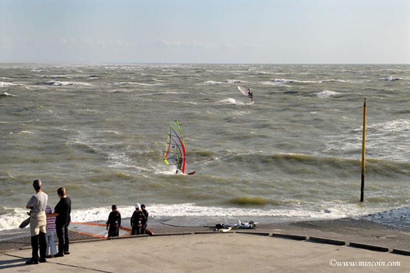 Spots de windsurf dans le Nord BerckSurMer