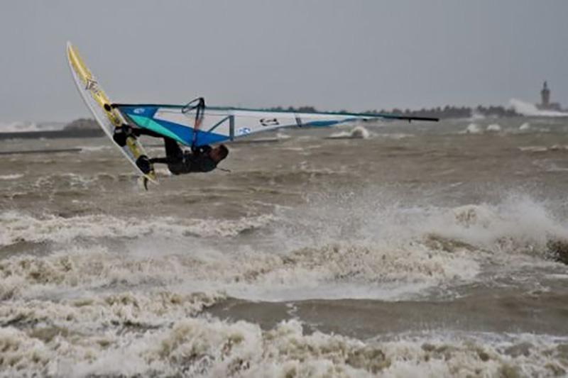 Spots de windsurf dans le Nord Graveline