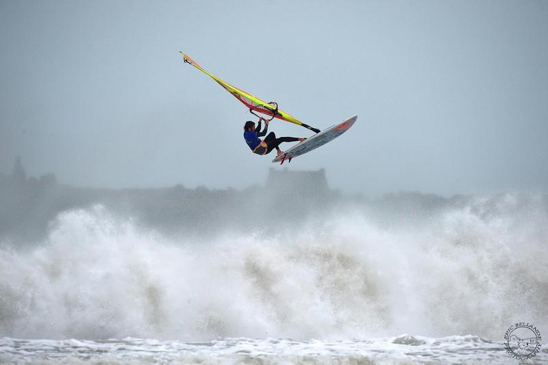 Spots de windsurf en Bretagne Le Dossen
