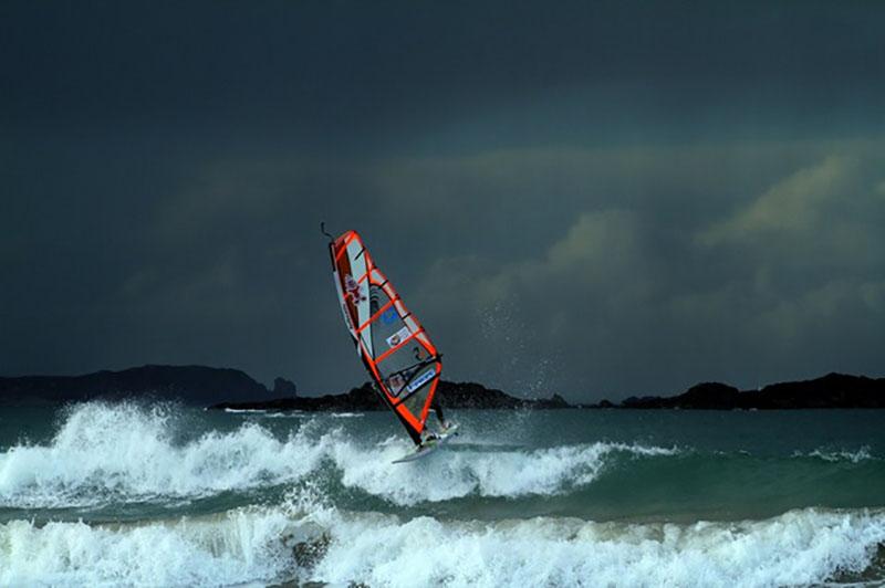 Spots de windsurf en Bretagne St Malo