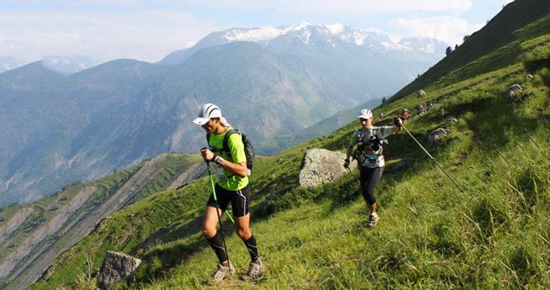 meilleur trail Alpes du Sud - Les Balcons des 2 Alpes