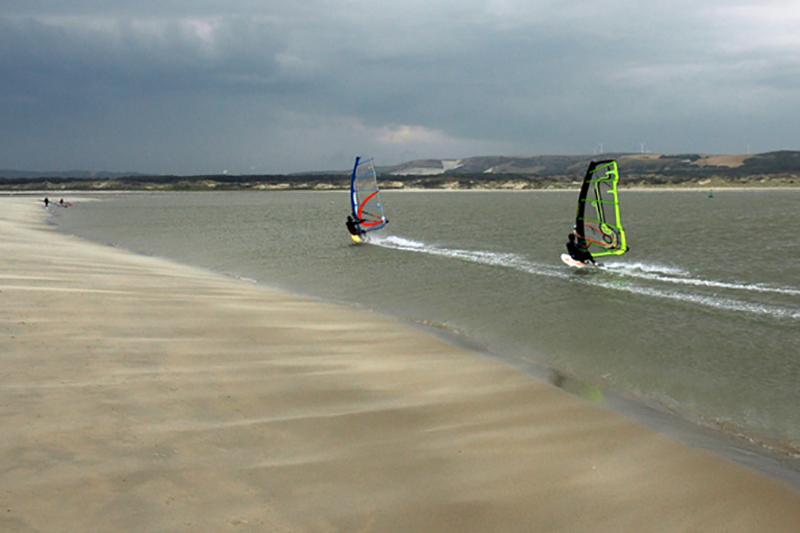 spots pour les fanas de windsurf LeTouquet