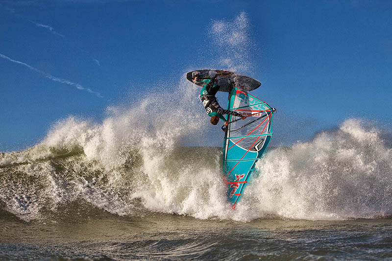 spots de windsurf dans le Nord - Wissant _JohnCarter