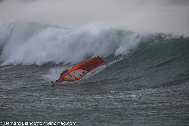 Spots de windsurf en Bretagne La Torche