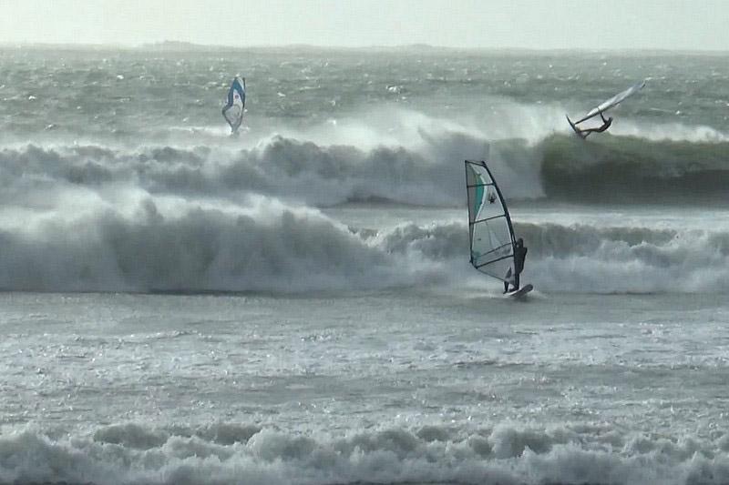 Spots de windsurf en Bretagne Le Steir