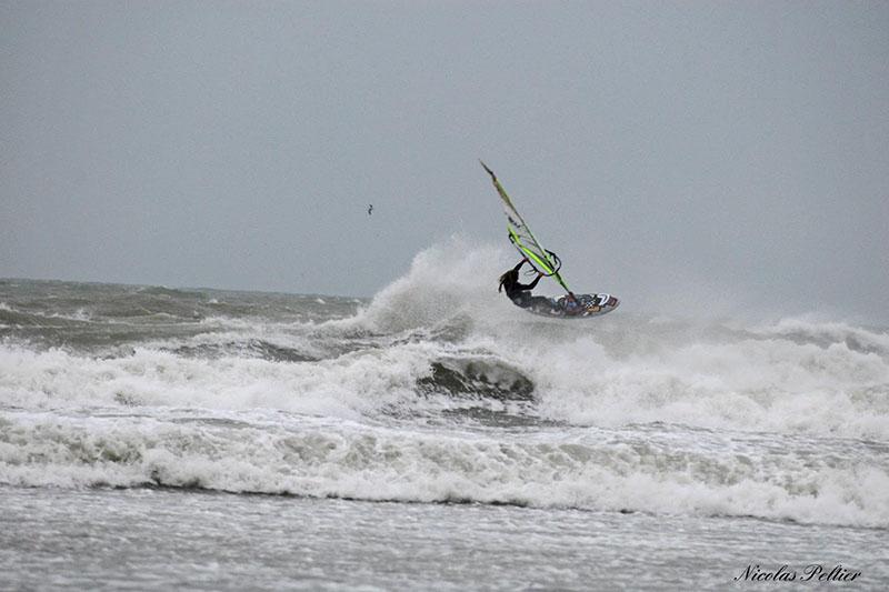 top des spots de windsurf dans le Nord - Wimereux