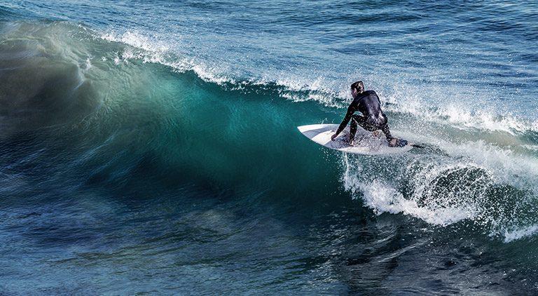 Les meilleurs spots de Surf en mediterranée